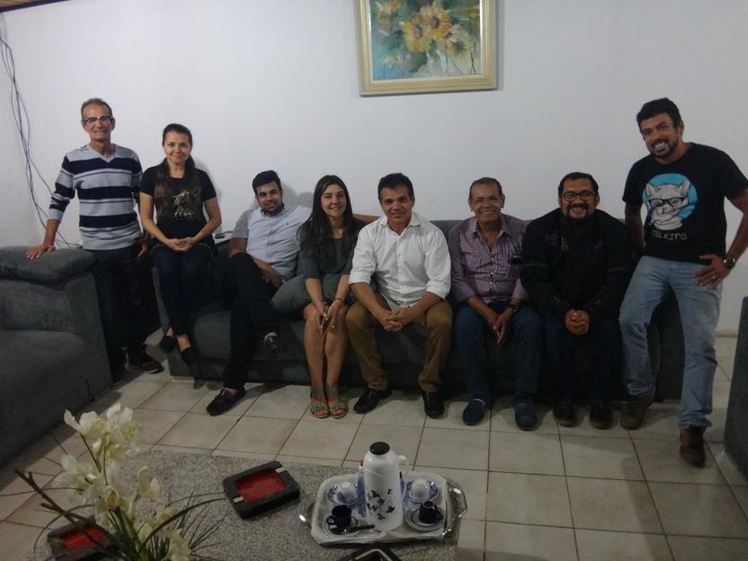 Ricardo Nezinho acompanha etapas do Projeto Raízes de Arapiraca