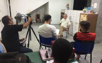 Entrevista com Paulo da Farmácia abre 2ª etapa do Raízes de Arapiraca